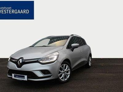 brugt Renault Clio Sport Tourer 1,5 Energy DCI Pure Vision 90HK Stc