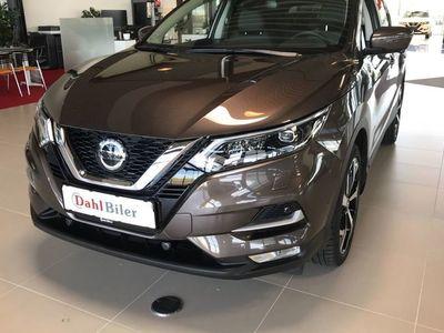 brugt Nissan Qashqai 1,3 Dig-T Tekna NNC Display 140HK 5d 6g
