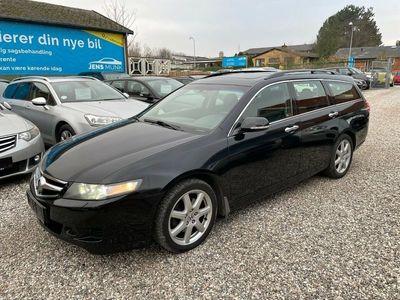 brugt Honda Accord 2,4i Executive Tourer aut.