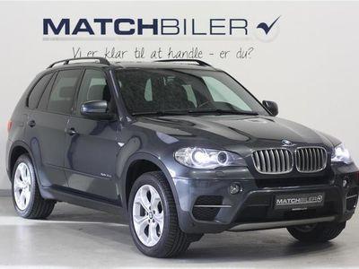 brugt BMW X5 3,0 D XDrive 245HK 5d 8g Aut.