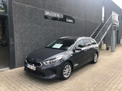 brugt Kia cee'd SW 1,0 T-GDI Active 100HK Stc 6g A