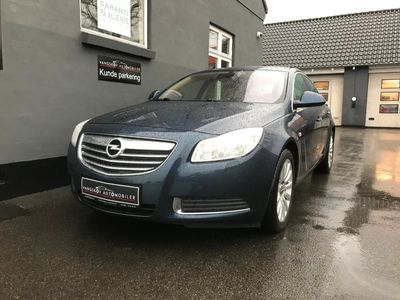 käytetty Opel Insignia 2,0 CDTi 160 Edition eco