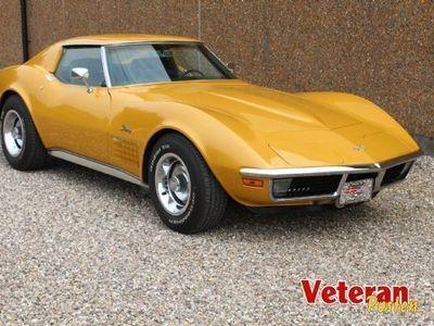 brugt Chevrolet Corvette 1972