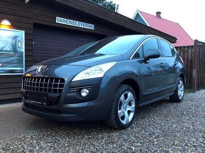käytetty Peugeot 3008 1,6 HDi 110 Premium