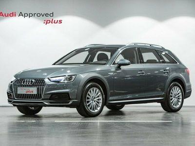 brugt Audi A4 Allroad 2,0 TDi 190 quattro S-tr.