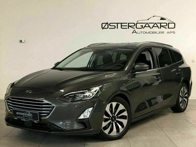 brugt Ford Focus 1,5 EcoBlue Cool & Connect stc. aut.