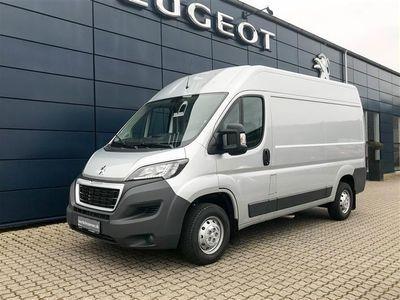 brugt Peugeot Boxer 333 L2H2 2,0 HDI Premium Plus Pro Start/Stop 130HK Van 6g