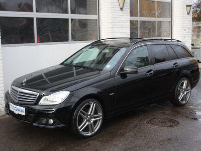 brugt Mercedes C200 2,2 CDi st.car BE