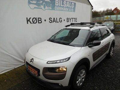 brugt Citroën C4 Cactus 1,6 BlueHDi 100 Shine Edition Van