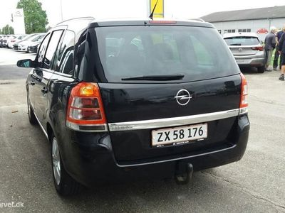 brugt Opel Zafira 1,8 16V Enjoy 140HK
