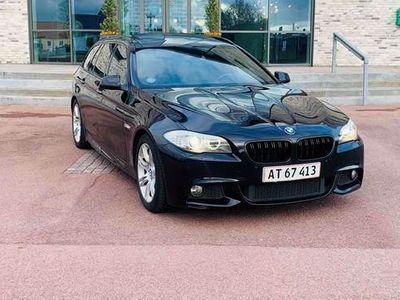 brugt BMW 535 3,0 Touring M Sport Aut
