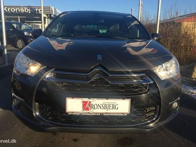 brugt Citroën DS4 1,6 e-HDi Style 110HK 5d 6g