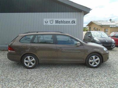 brugt VW Golf Variant 1,2 BlueMotion TSI Trendline 105HK Stc 6g