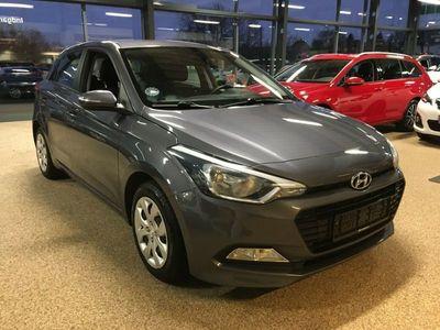 brugt Hyundai i20 T-GDi Trend