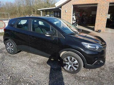 brugt Renault Captur 0,9 Energy TCe Authentique 90HK 5d