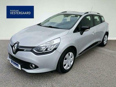 brugt Renault Clio Sport Tourer 0,9 Energy TCe Expression 90HK Stc