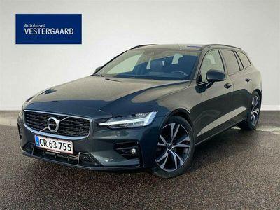 brugt Volvo V60 2,0 T4 R-design 190HK Stc 6g Aut.