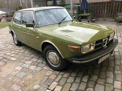 brugt Saab 99 2,0 L
