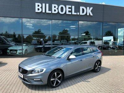second-hand Volvo V60 2,0 D4 190 R-Design aut.