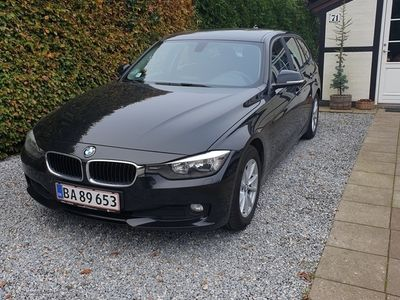 brugt BMW 320 3-Serie d Touring Steptronic