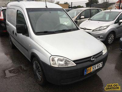 brugt Opel Combo