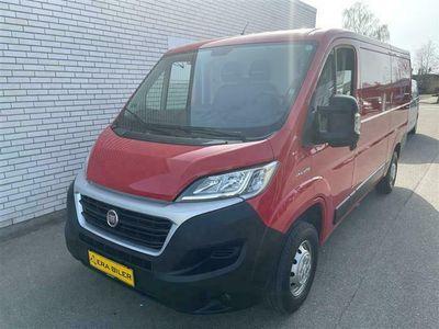 brugt Fiat Ducato 30 L2H1 2,3 MJT 130HK Van 6g