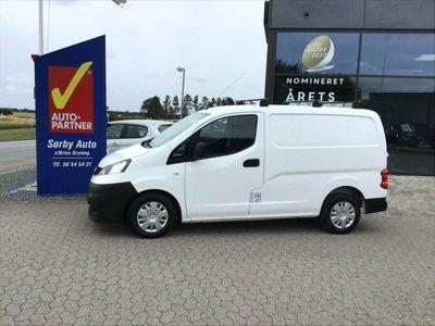 brugt Nissan NV200 dCi 85 Comfort+ Van