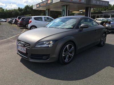 brugt Audi TT 2,0 TFSI 200HK 2d 6g