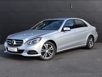 used Mercedes E250 0 Avantgarde aut.