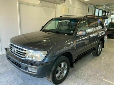brugt Toyota Land Cruiser 4,2 TD LE aut. Van
