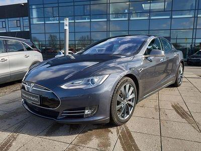 brugt Tesla Model S P85D el EL Performance 700HK 5d Aut.