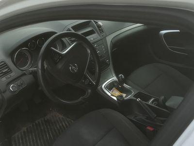 used Opel Insignia Sports Tour 2,0 CDTI
