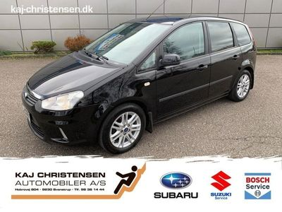 brugt Ford C-MAX 1,6 TDCi DPF Trend Collection 109HK