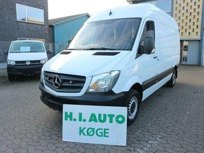brugt Mercedes Sprinter 313 2,2 CDi R2 Kassevogn