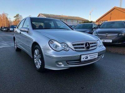 brugt Mercedes C230 2,5 aut.