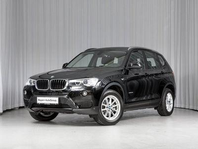 brugt BMW X3 2,0 xDrive20d aut. Van