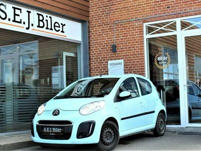 gebraucht Citroën C1 1,0 Seduction Clim 68HK 5d