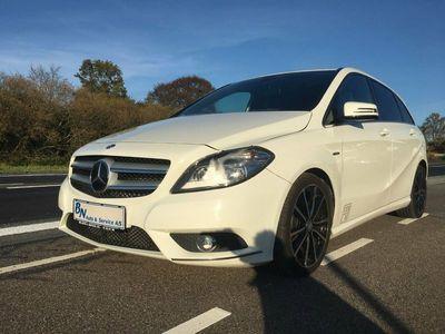 brugt Mercedes B200 1,8 CDi BE Van