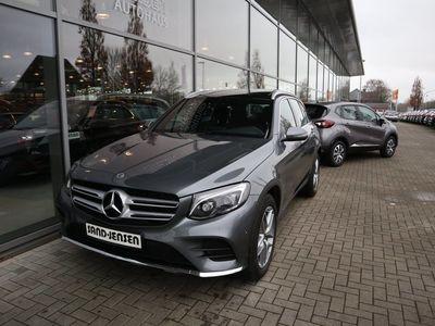 käytetty Mercedes GLC220 d 2,2 AMG Line aut. 4-M