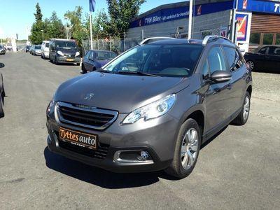 käytetty Peugeot 2008 1,2 VTi 82 Motion+