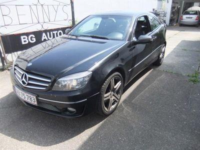 second-hand Mercedes CLC230 2,5 204HK 2d 6g