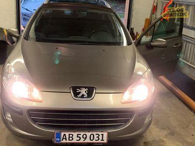 brugt Peugeot 407 stc 1.6 diesel