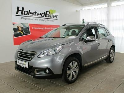 second-hand Peugeot 2008 1,2 VTi 82 Allure