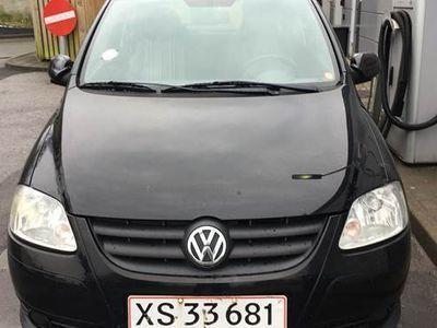käytetty VW Fox 1,2 1,2