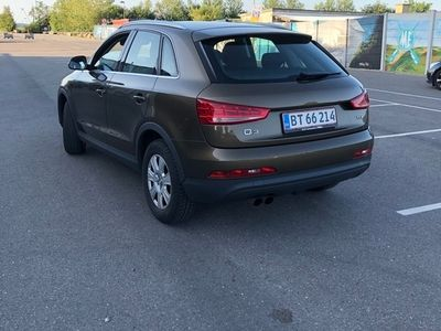 brugt Audi Q3 2.0 140 HK
