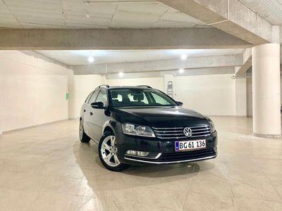 brugt VW Passat VARIANT 2.0 TDI BMT 140 HK VARIANT DSG