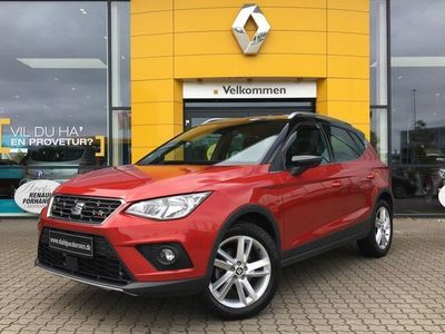 brugt Seat Arona 1,0 TSI Style Start/Stop 115HK 5d 6g