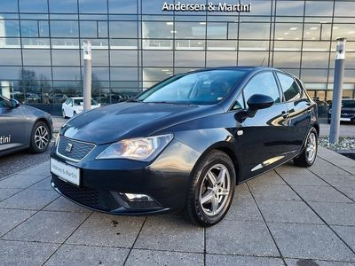 gebraucht Seat Ibiza 1,2 TDI Reference Eco 75HK 5d