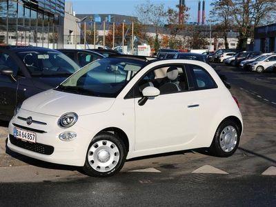 brugt Fiat 500C 0,9 Popstar 80HK Cabr.