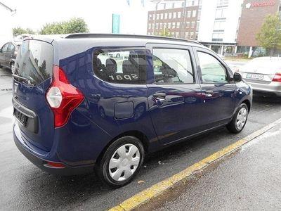 brugt Dacia Lodgy 1.6- mpv- benzin